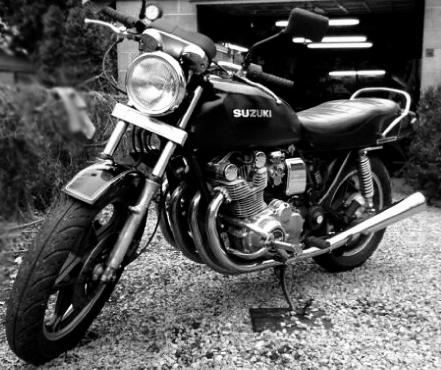 Readers Bikes No.1 - 1981 Suzuki GS1000 G
