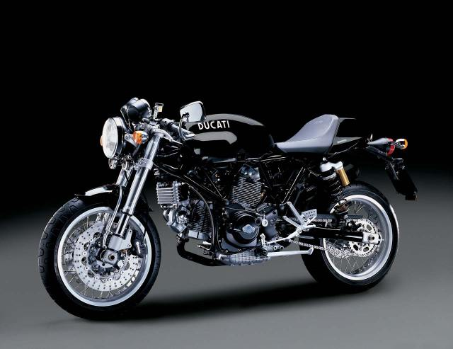 The Ducati Sport Classic 1000 - Out with the new, and in with the old!