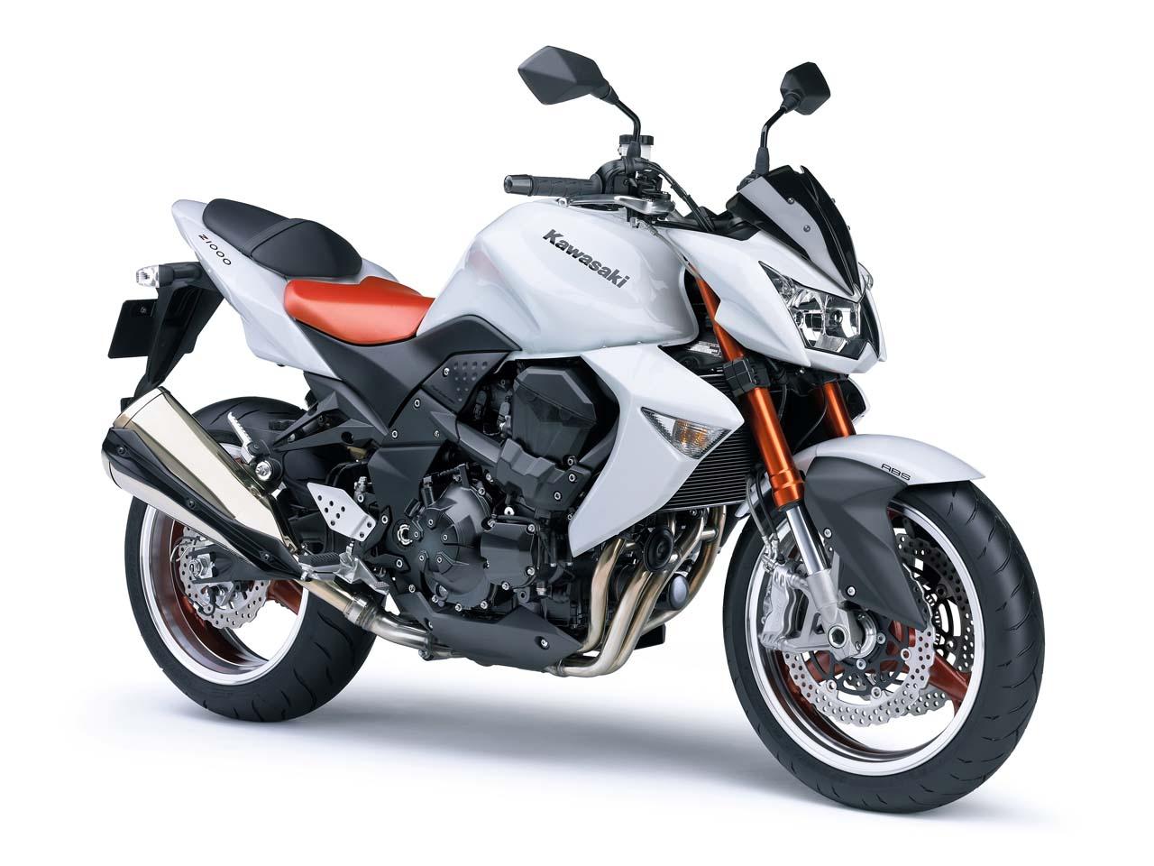 Kawasaki z1000 2008 modern design