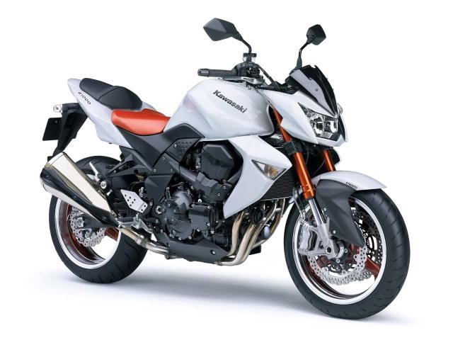 Kawasaki Z1000 2008 - Modern Design