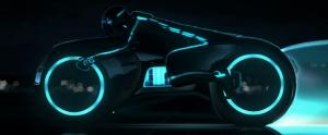 "Tron Cycle - Much like the Ducati Sports Classic 1000, A ""new"" version of an old bike."