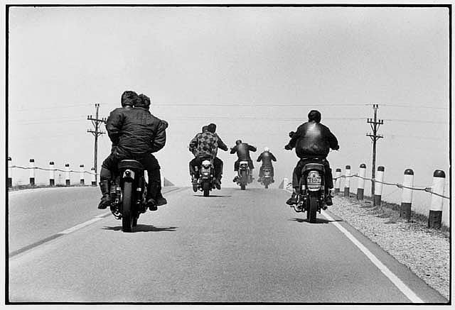 Danny Lyon - The Bikeriders