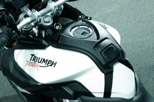 The 2011 Triumph Tiger