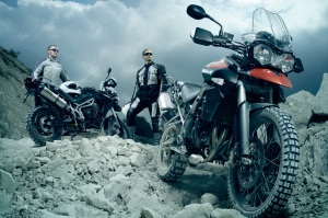 The New Triumph Tiger 800 2011