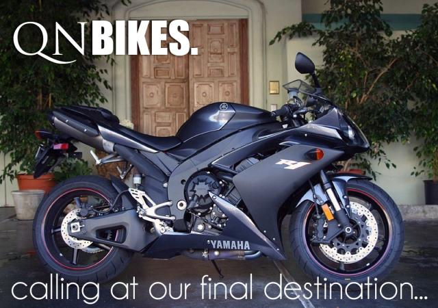 qnbikes.com Yamaha R 1