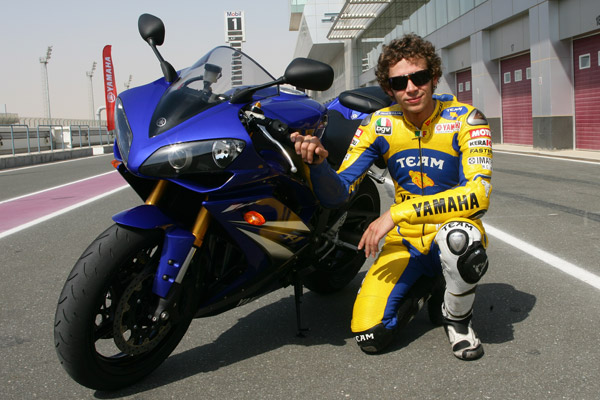 yamaha r1 Valentino Rossi