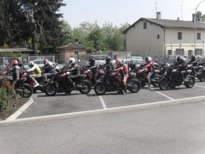 Ducati Diavel test ride