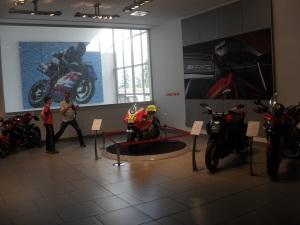 Bologna Ducati Museum Tour