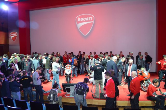 Panigale 1199 Ducati Photos (Milan Launch Photos)