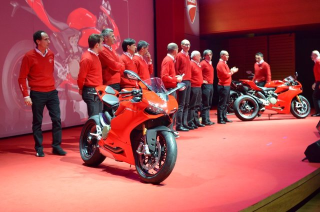 Panigale 1199 Ducati Photos (Milan Launch Photos)