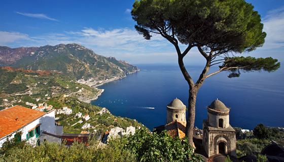 Amalfi Coast Motorcycle Rides