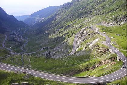Trans Highway Romania