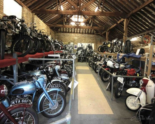London Motorcycle Museum