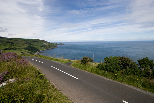 British Motorcycle Routes