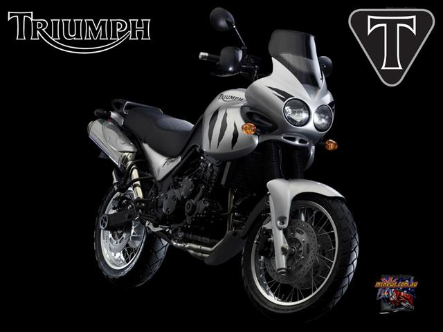 Silver_Triumph_Tiger_955i_retro_adveanture_motorcycle
