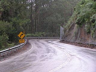 Maitland to Batemans Bay Motorcycle Route Australia