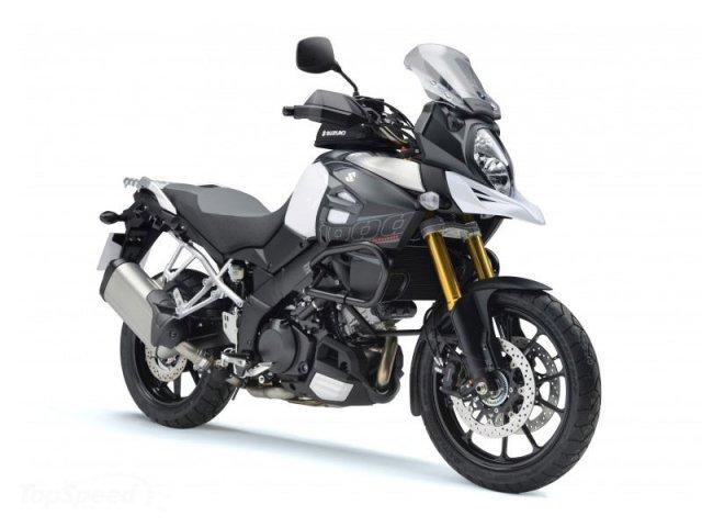 Suzuki V-Strom 1000 ABS 2014
